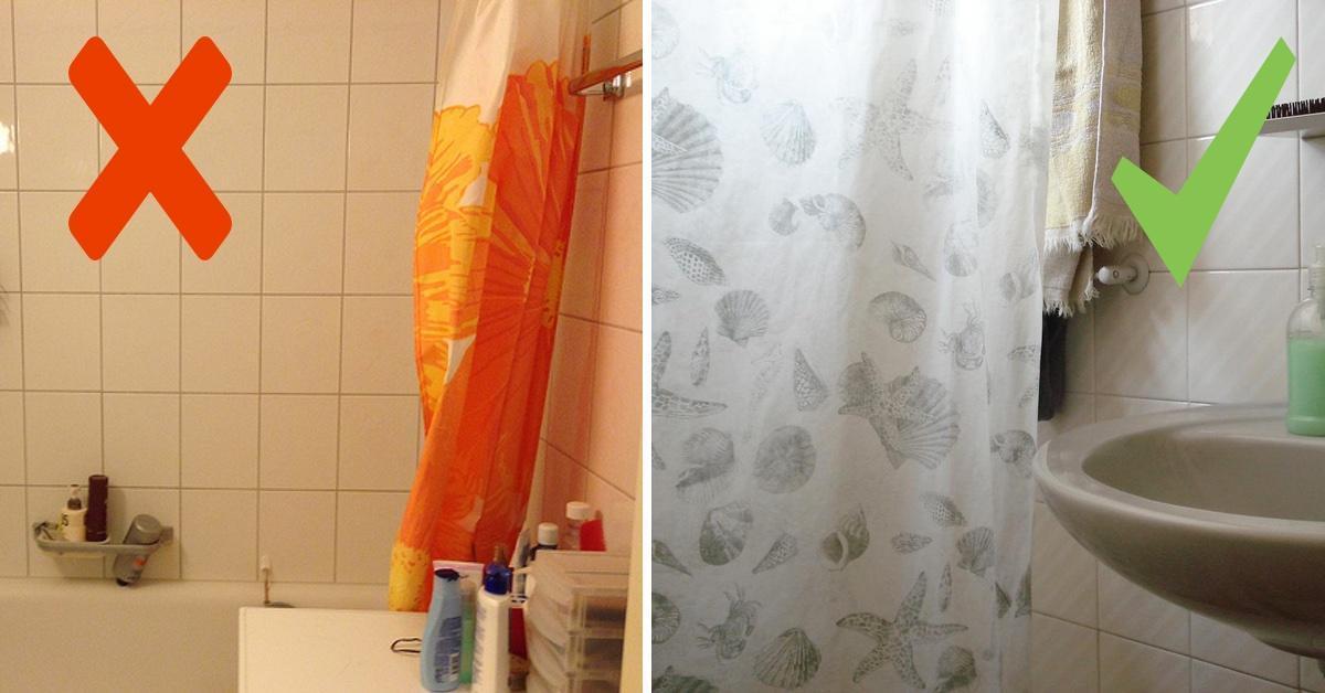 Cómo mantener tu baño libre de moho y otros gérmenes